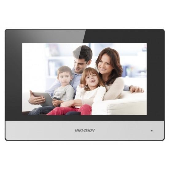 "Kit videointerfon ip Hikvision 7"" DS-UNI-7W"
