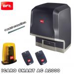 Kit automatizare porti culisante 2000 kg BFT Icaro Smart AC A2000
