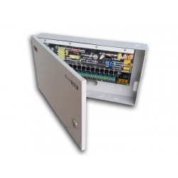 Sursa de alimentare CCTV in comutatie cu cutie 12-14V 10A