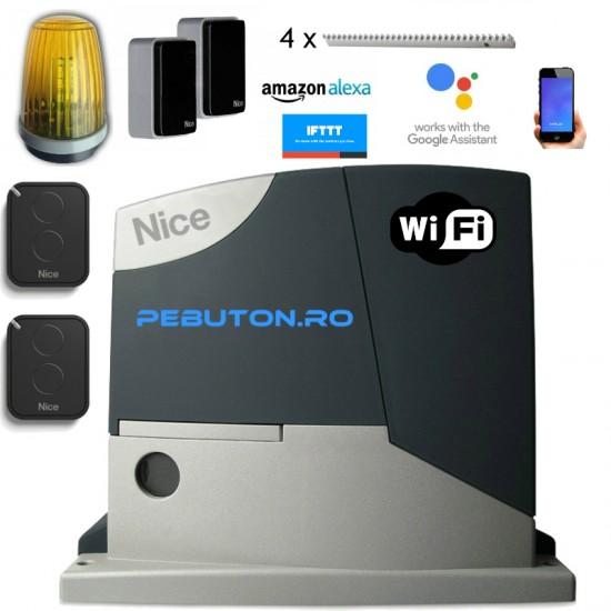 Kit pentru poarta culisanta cu wifi