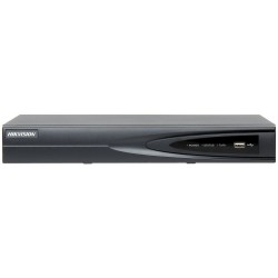 NVR 4 canale 4K 8 MP Hikvision DS-7604NI-K1