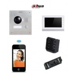 Set videointerfon ip Dahua