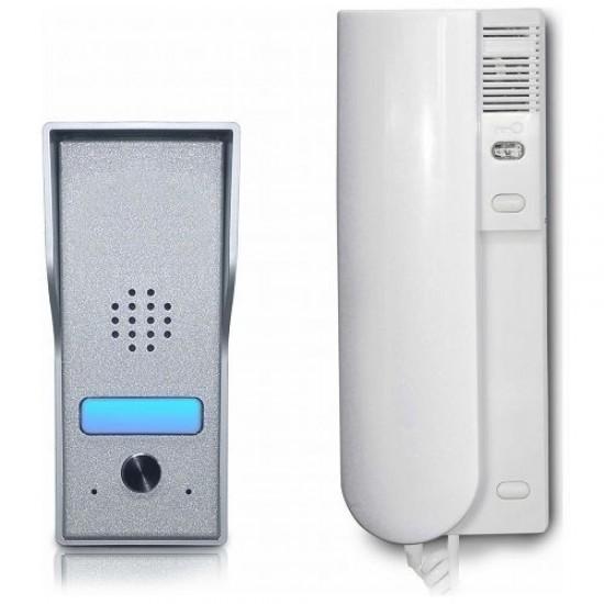 Interfon o familie KrugTechnik  KR-ADP21K , 4 fire