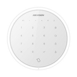 Tastatura Wireless cu Cititor Card Alarma Hikvision DS-PKA-WLM