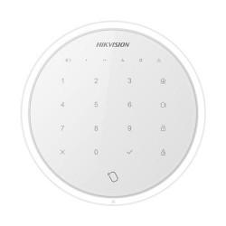 Tastatura Wireless cu Cititor Card Alarma Hikvision DS-PKA-WLM